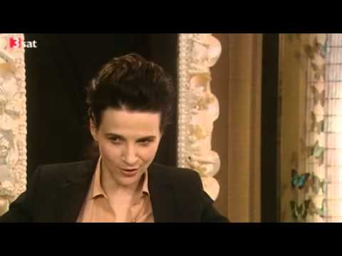 Juliette Binoche Cannes 2010 Interview