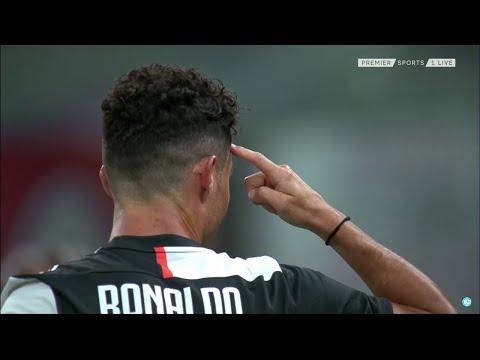 Cristiano Ronaldo vs AC Milan HD 1080i (06/07/2020) – English Commentary