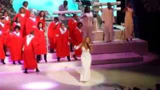 Mariah Carey Christmas Joy to The World  Live!!! At The Beacon Dec.15 2014 (Please subscribe)
