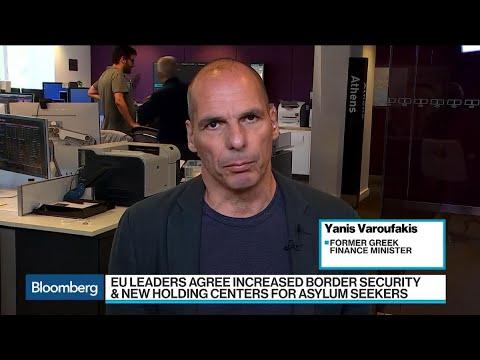 Varoufakis Says There