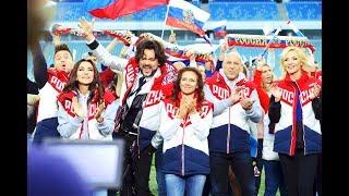 Клип в поддержку сборной России по футболу