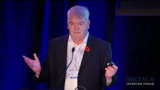 Metals Investor Forum November 2018 - Eric Coffin, Publisher of HRA Advisories