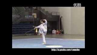 Yang style Tai Chi Sword/épée (new standard routine/Nouvelle routine standard)/ 规定楊式太极劍