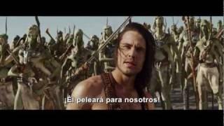 John Carter - Trailer 2 Oficial Subtitulado Latino - FULL HD