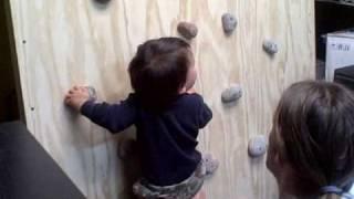 BBC PE - Rock Climbing