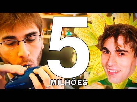 ESPECIAL 5 MILHÕES - RETROSPECTIVA DO CANAL!!!
