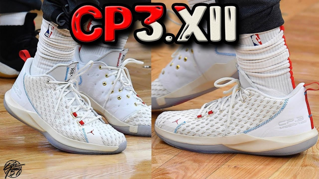 wholesale dealer 2e721 28494 Jordan CP3.XII (CP3.12) Unveiled!