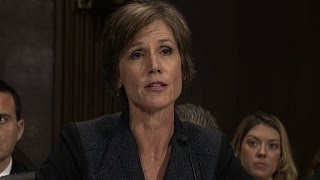 Sally Yates to testify on Flynn's Russia ties
