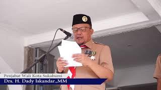 Download Video Upacara HUT Pramuka ke-57 Tingkat Kota Sukabumi Tahun 2018 MP3 3GP MP4