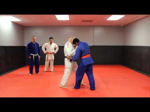 Judo Lesson 5 - Deashi Harai