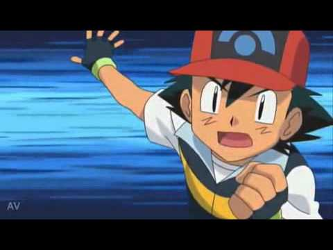 Sinnoh League  Ash Vs Paul .mp4
