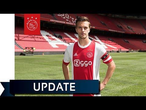 'Kind van de club' Veltman is nog niet uitgeleerd bij Ajax