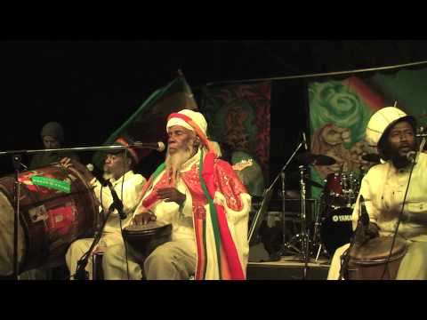 Ras Michael and the Sons of Negus Sierra Nevada World Music Festival June 21, 2013 whole show