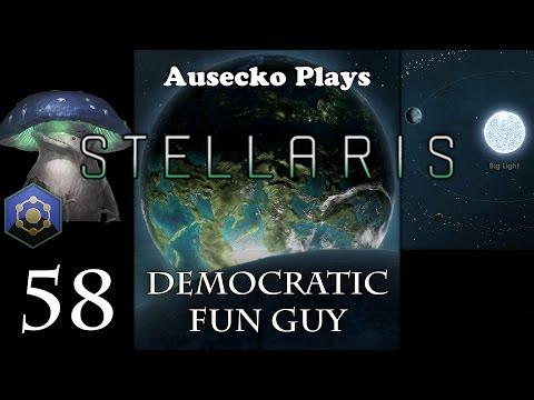 Stellaris Fun Guys Republic 58 [We Need Progenitor Weapons]