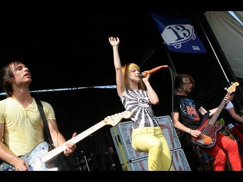 PARAMORE WARPED TOUR 2007 (FULL PERFORMANCE)