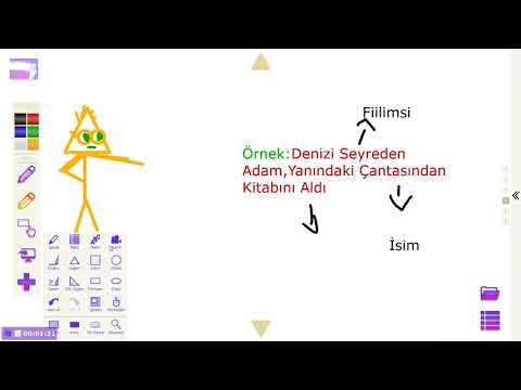 Türkçe Ders #1 (Fiilimsiler) 8.Sınıf