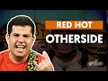 Otherside - Red Hot Chili Peppers (aula de guitarra)