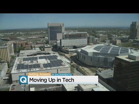 Report: Sacramento Emerging As Tech Hub