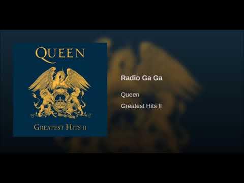 Queen - Radio Gaga 1hr Loop