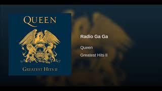 Queen - Radio gaga 1hr loop MP3