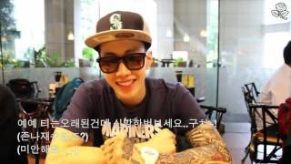 Jay Park TV (Ep. 5) [рус.саб]