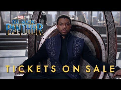 'Black Panther' lanza nuevo tráiler y pone boletos en pre-venta