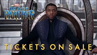 Marvel Studios' Black Panther - Rise TV Spot Poster