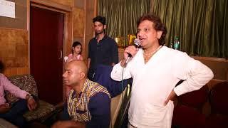 Ankho Mein Anshu Hai || Deepali || Manoj Manu || Recording Session || Manoj Manu