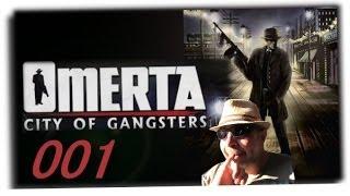 Omerta: City of Gangsters, Let´s Play, Folge 001 - Einführung ins Game - deutsch,gameplay