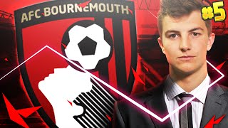 fifa 16 man city away bournemouth career mode 05