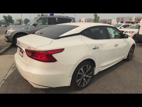 Crown Motors Redding Ca >> 2017 NISSAN MAXIMA Redding, Eureka, Red Bluff, Northern California, Sacramento, CA 128647 - YouTube