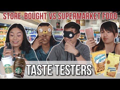 IS BOTTLED STARBUCKS AS GOOD AS THE OG? | Taste Testers | EP 106
