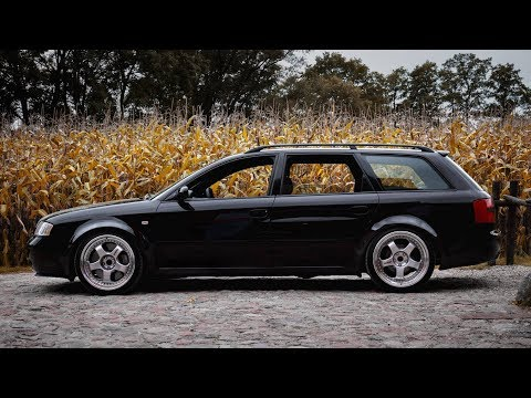 Audi A6 C5 2,5 TDI 231HP by Borek 2017 | jvkubPictures