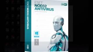 Nod 32 Licencia hasta 2020  Eset Nod32 Antivirus 9 y Smart Security 9 ACTUALIZADO
