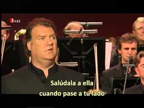 """Richard Wagner """"Oh du mein holder Abendstern"""""""