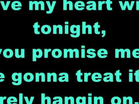 Billy Currington- Let Me Down Easy w/ lyrics