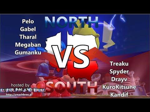 Poland North vs South Crew Battle