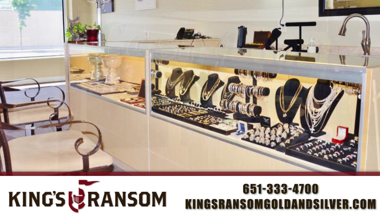 Sell Gold & Silver St  Paul Minnesota | King's Ransom