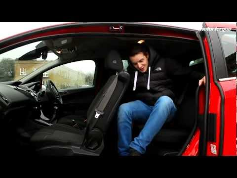 New Ford B-MAX review and road test 2013