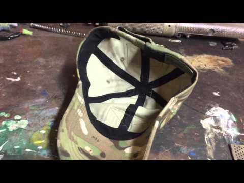 SKD Tactical Ball Cap & Empire Tactical IR Flag Patch Review