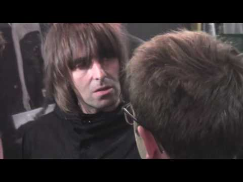 Oasis Supersonic premiere: Liam Gallagher interview