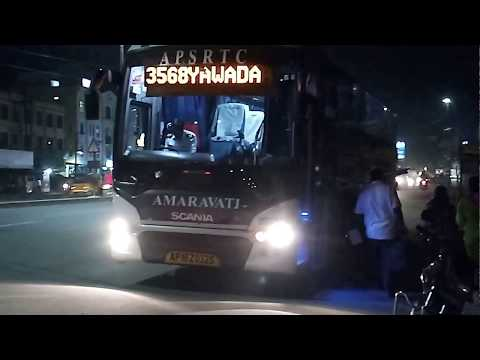 Apsrtc bus from hyderabad to vijayawada