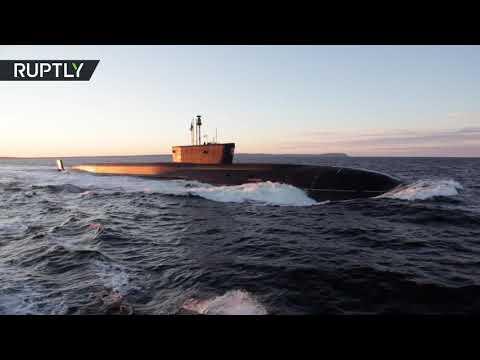 وزارة الدفاع الروسية تنشر فيديو لاختبار غواصة جديدة حاملة للصواريخ  - نشر قبل 3 ساعة