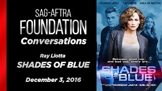 Conversations with Ray Liotta of SHADES OF BLUE