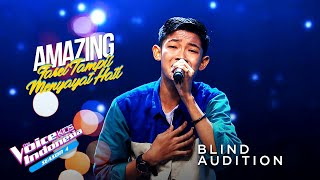 Farel Ibnu - Ummi Tsumma Ummi | Blind Auditions | The Voice Kids Indonesia Season 4 GTV 2021