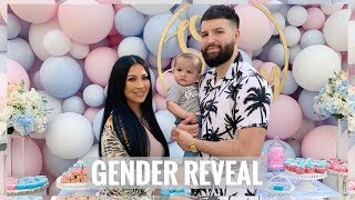 OUR OFFICIAL GENDER REVEAL || *EMOTIONAL*