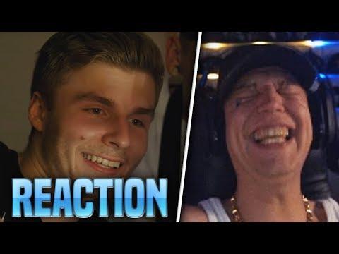 MontanaBlack reagiert auf Adlersson! 😂   MontanaBlack Reaktion