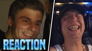 MontanaBlack reagiert auf Adlersson! 😂 | MontanaBlack Reaktion