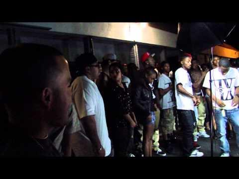 9Deep-Run It Behind the scenes Music Video