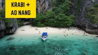 Thailand Part 3: Krabi & Ao Nang Beach + The 4 Island Tour